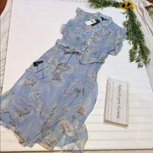 NWT Lauren by Ralph Lauren Dress. W-4